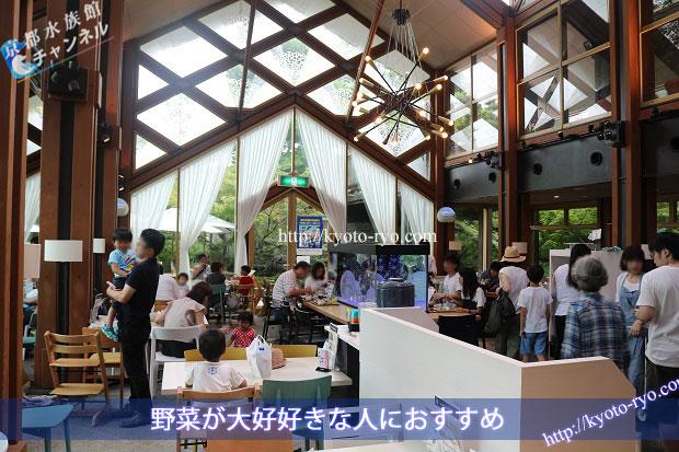 京野菜レストラン梅小路公園