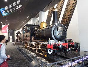 重要文化財の量産小型国産蒸気機関