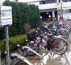 京都水族館駐輪場