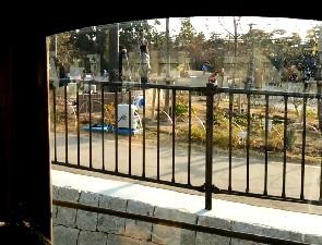 すざくゆめ広場のチンチン電車