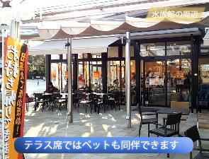 梅小路パークカフェ